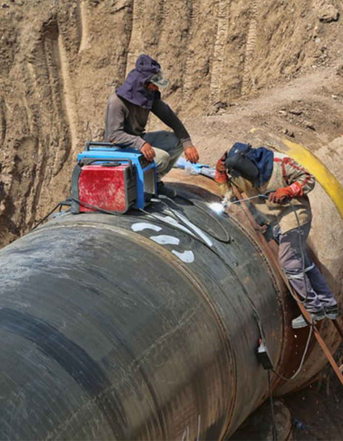 Chile Pipeline Project