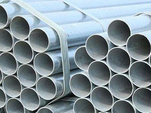 Chemical composition inspection of hot-dip galvanized seamless steel pipe