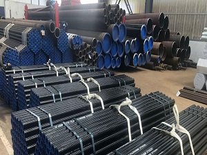 How to distinguish between welded steel pipe and seamless steel pipe?
